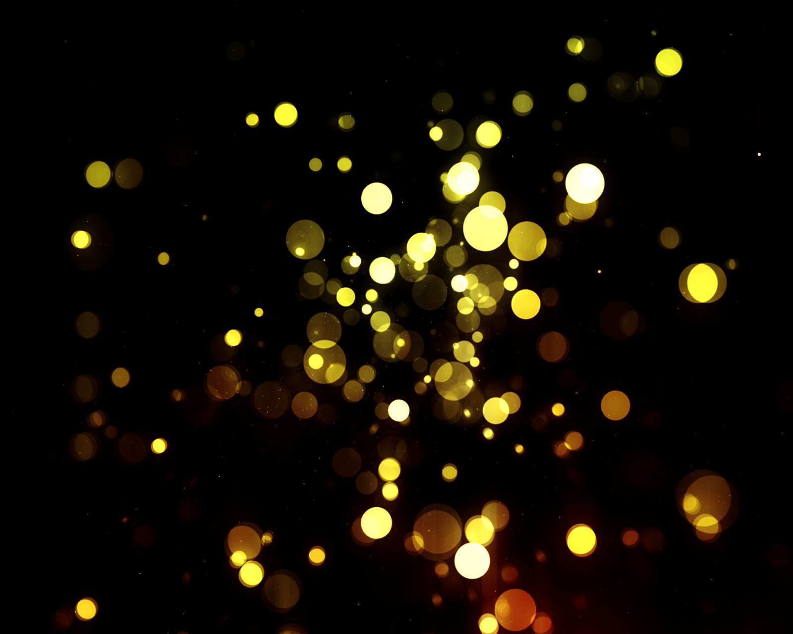 Free Download Bokeh Abstract Lights Dark Background Colorful