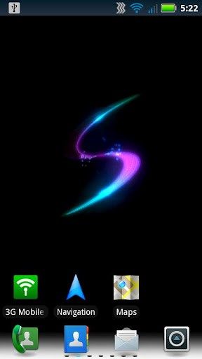 View bigger   Galaxy S2 Live Wallpaper for Android screenshot 288x512