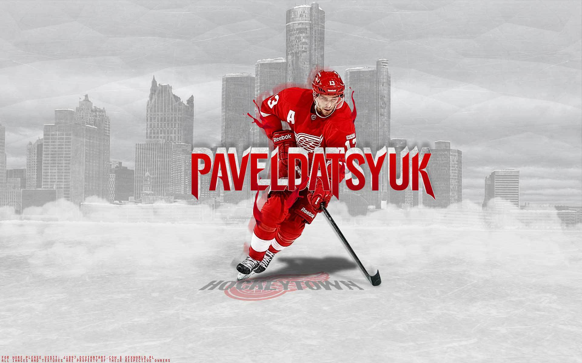Best Player of Detroit Pavel Datsyuk wallpapers and images 1920x1200
