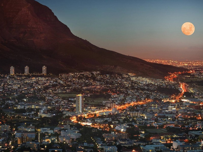 Cape Town South Africa Wallpaper Africa Downloads 800x600