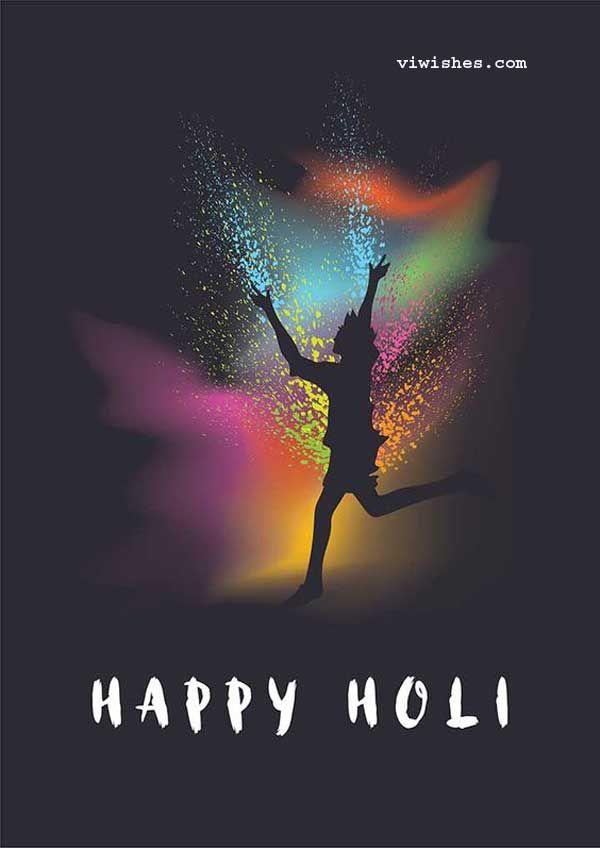 500 Happy Holi Wallpaper 2020 Happy Holi Background Wallpaper 600x848