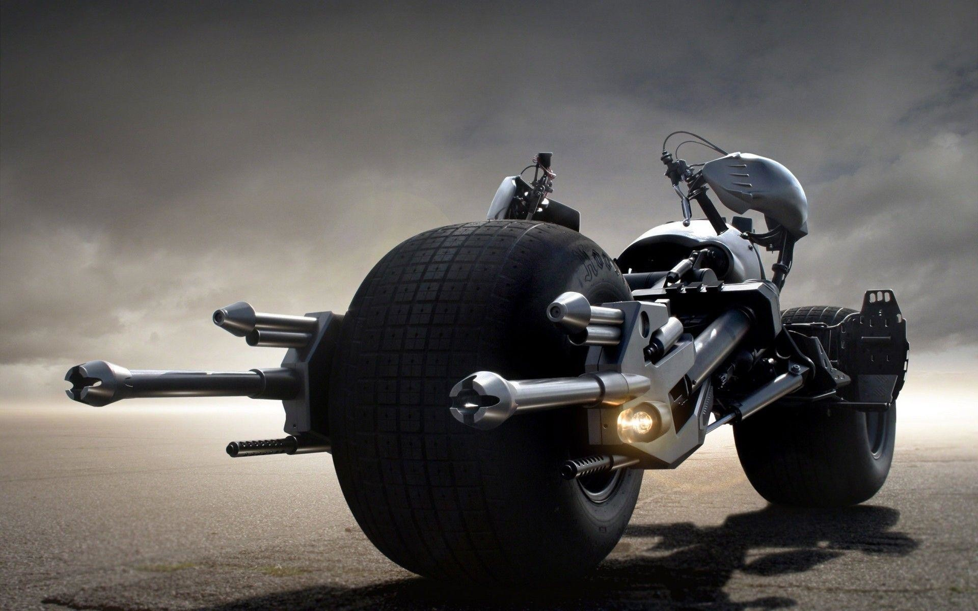 HD Wallpaper Of Batmans Batpod PaperPull 1920x1200