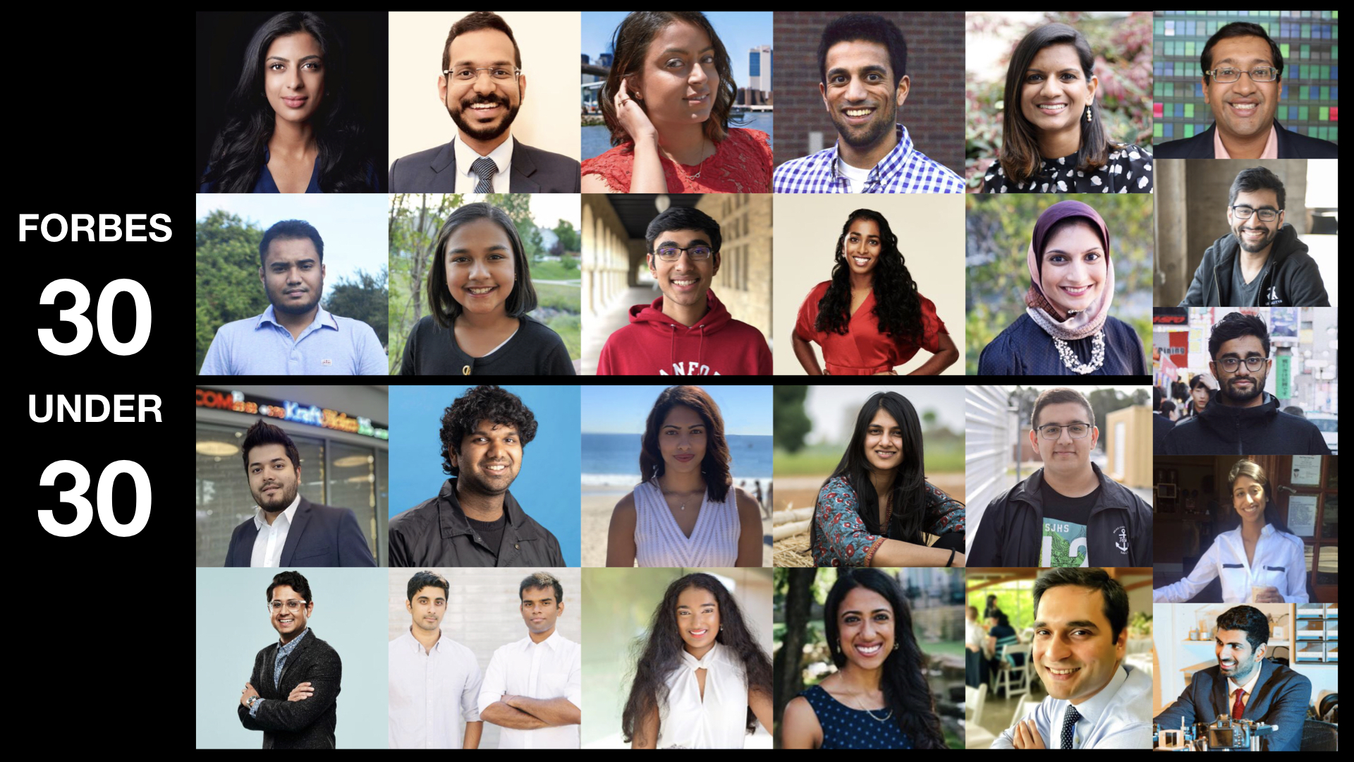 South Asian Americans Rocking The 2019 List Of Forbes 30 Under 30 1920x1080