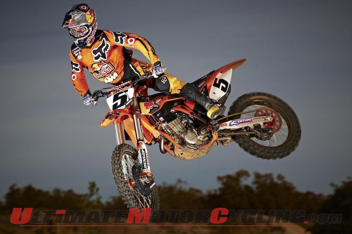 Ryan Dungey KTM Photo Shoot Wallpaper   Ultimate MotorCycling 1200x800