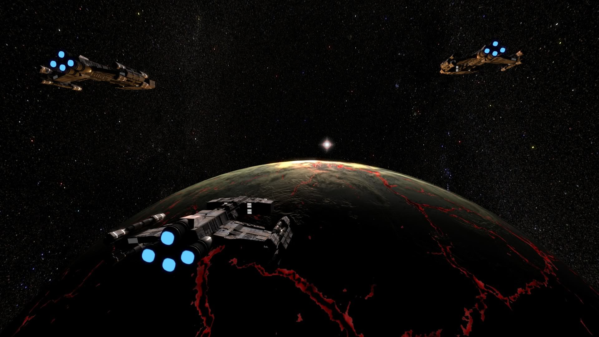 wallpapers authors ps3 space themes desktop backgrounds 1920x1080