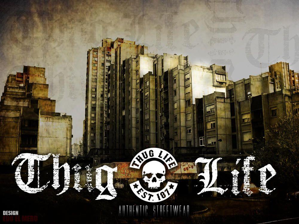 Thug Life Wallpapers 1000x750