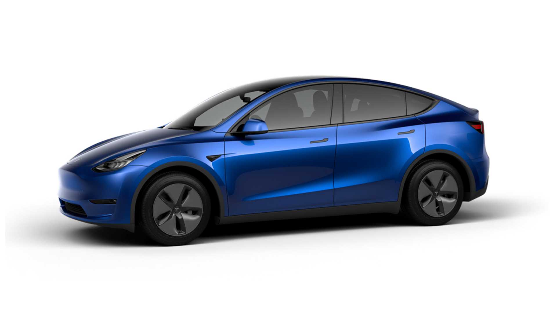 2021 Tesla Model Y Front Three Quarter Wallpapers 10   NewCarCars 1920x1080