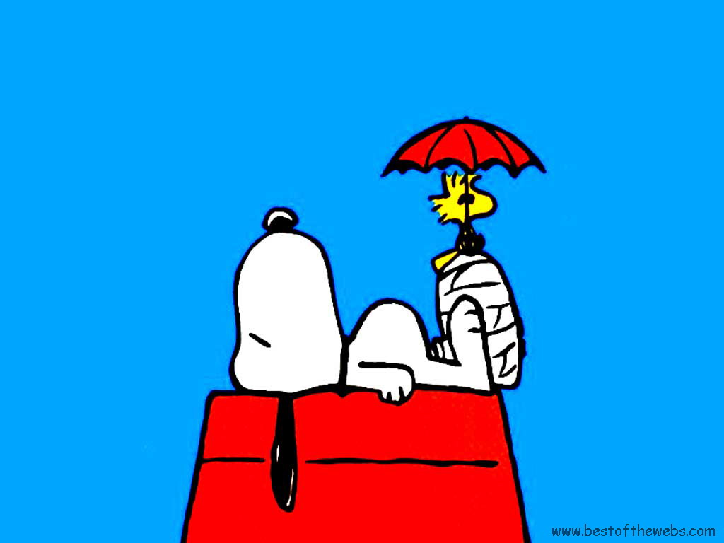 Snoopy Peanuts Wallpaper 1024x768
