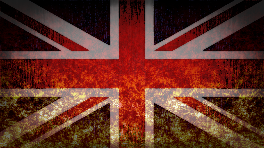United Kingdom British Flag HD Wallpaper by ImNotPlayin 1024x576