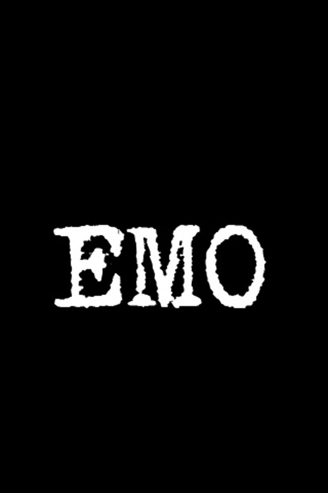 EMO iPhone 4 Wallpaper and iPhone 4S Wallpaper GoiPhoneWallpapers 640x960