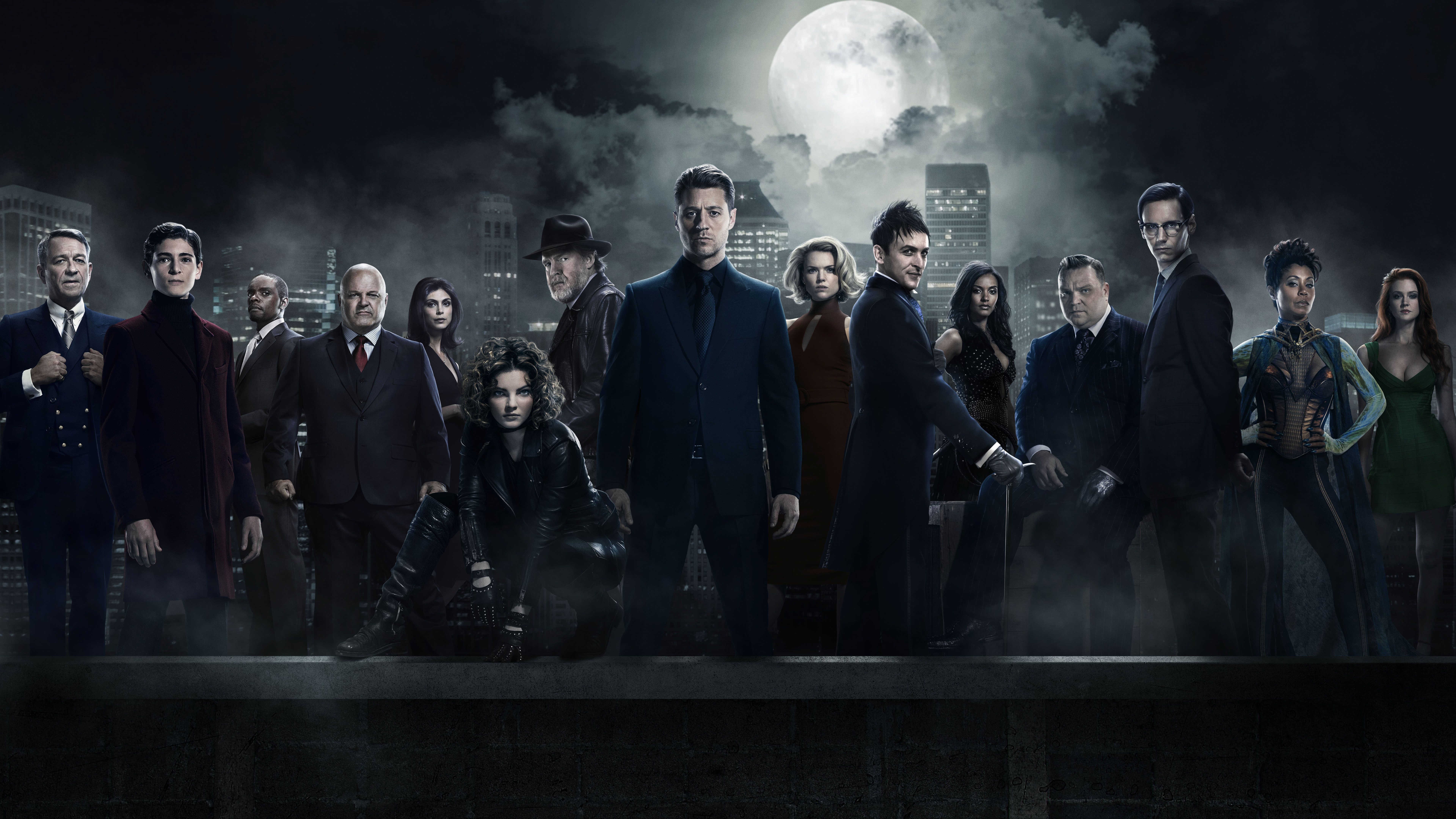 Gotham Wallpapers and Background Images   stmednet 7680x4320