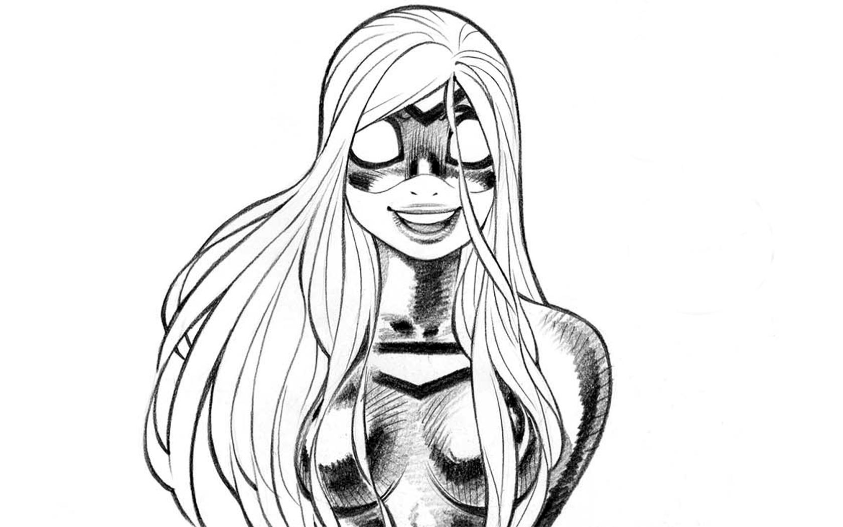 Ninjette Comics Madness 1680x1050