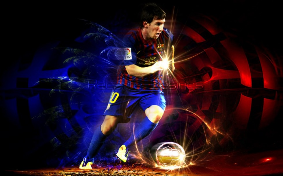 Group Of Really Cool Soccer Wallpapers Messi