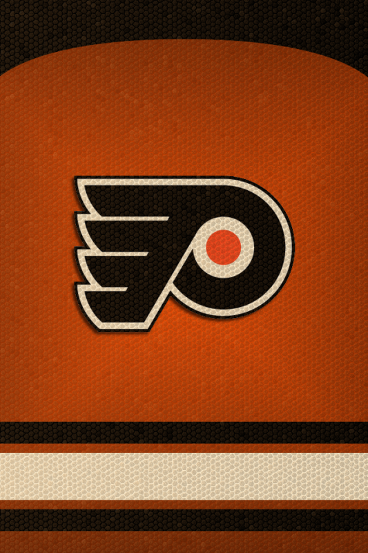 Flyers iphone wallpaper wallpapersafari - Philadelphia flyers wallpaper ...