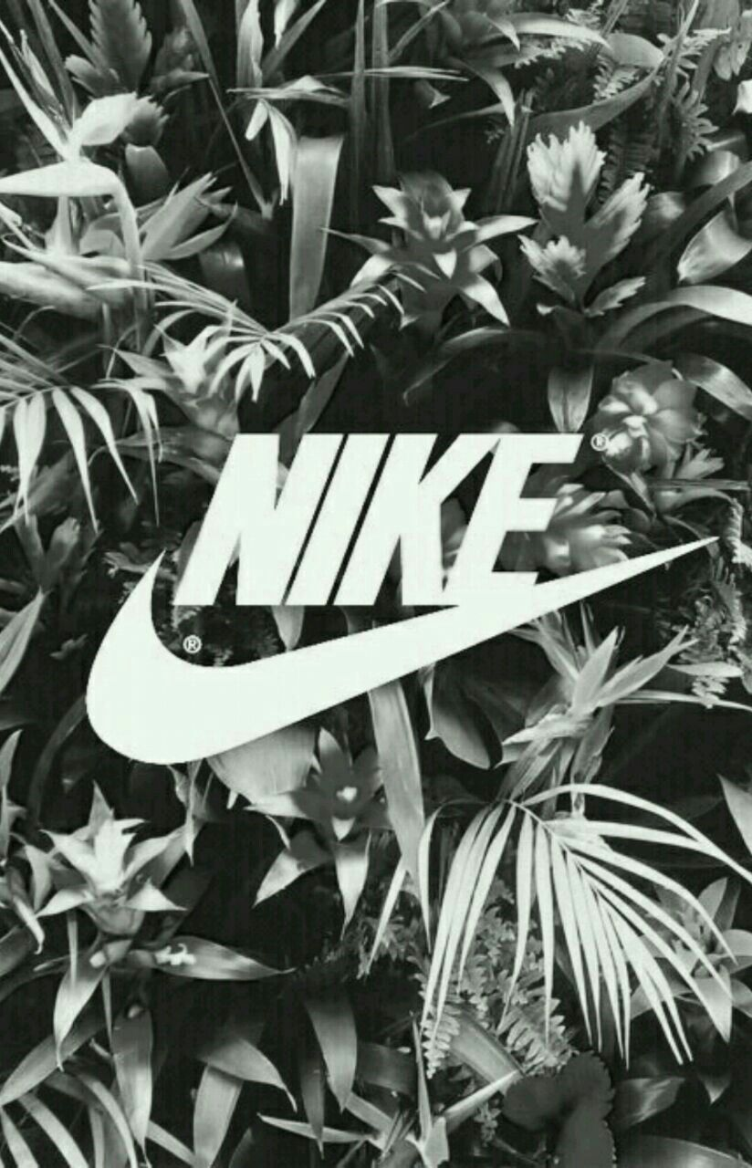Pin by Gl on Black n White in 2019 Nike wallpaper Nike Lock 824x1280