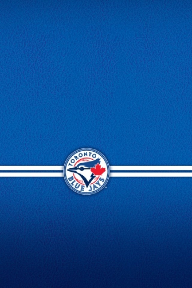 Toronto Blue Jays iPhone wallpaper 640x960