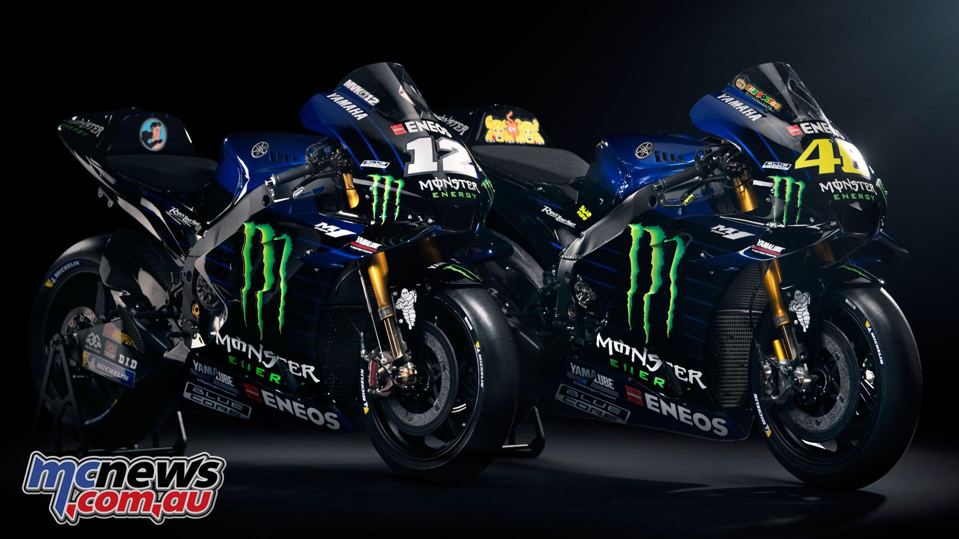 Monster Energy Yamaha MotoGP unveil 2019 livery MCNewscomau 1920x1080