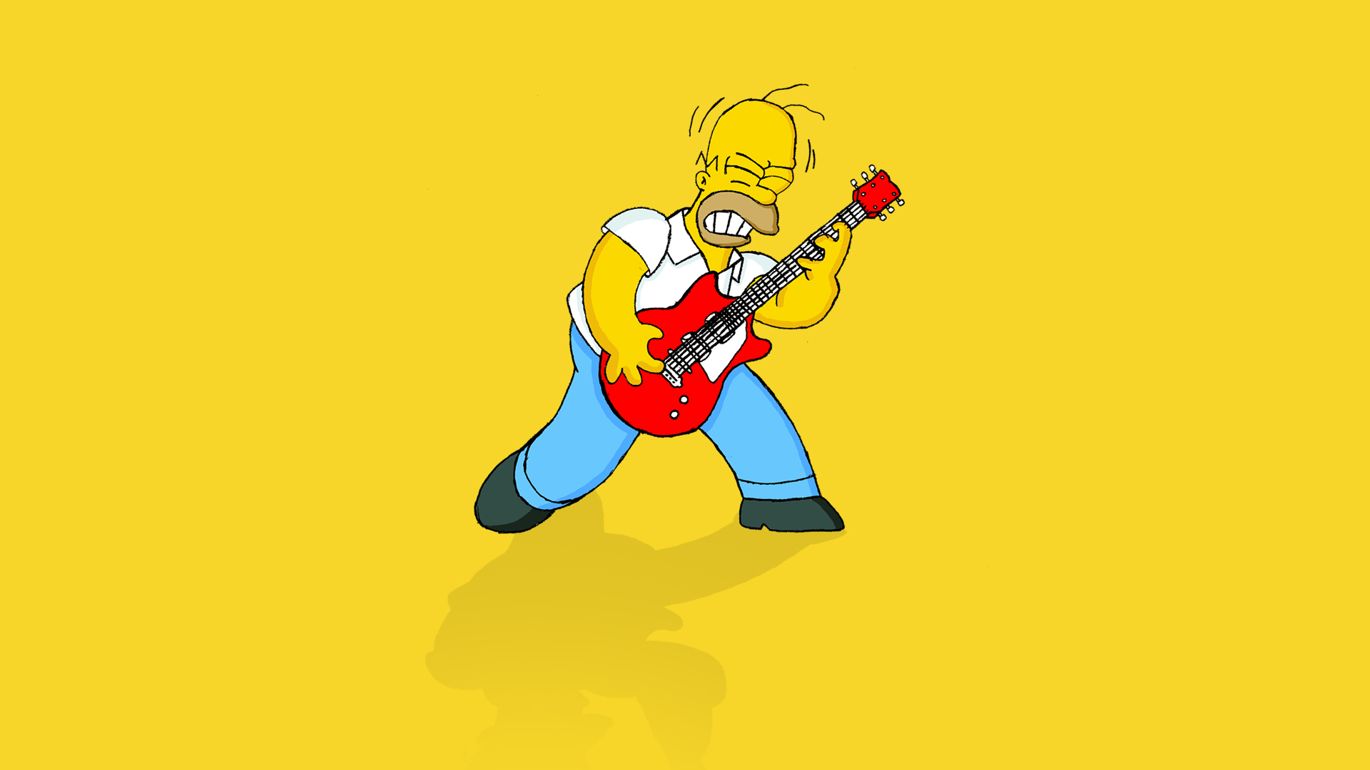 Homer Simpson Wallpaper   Wallpaper High Definition High Quality 1920x1080