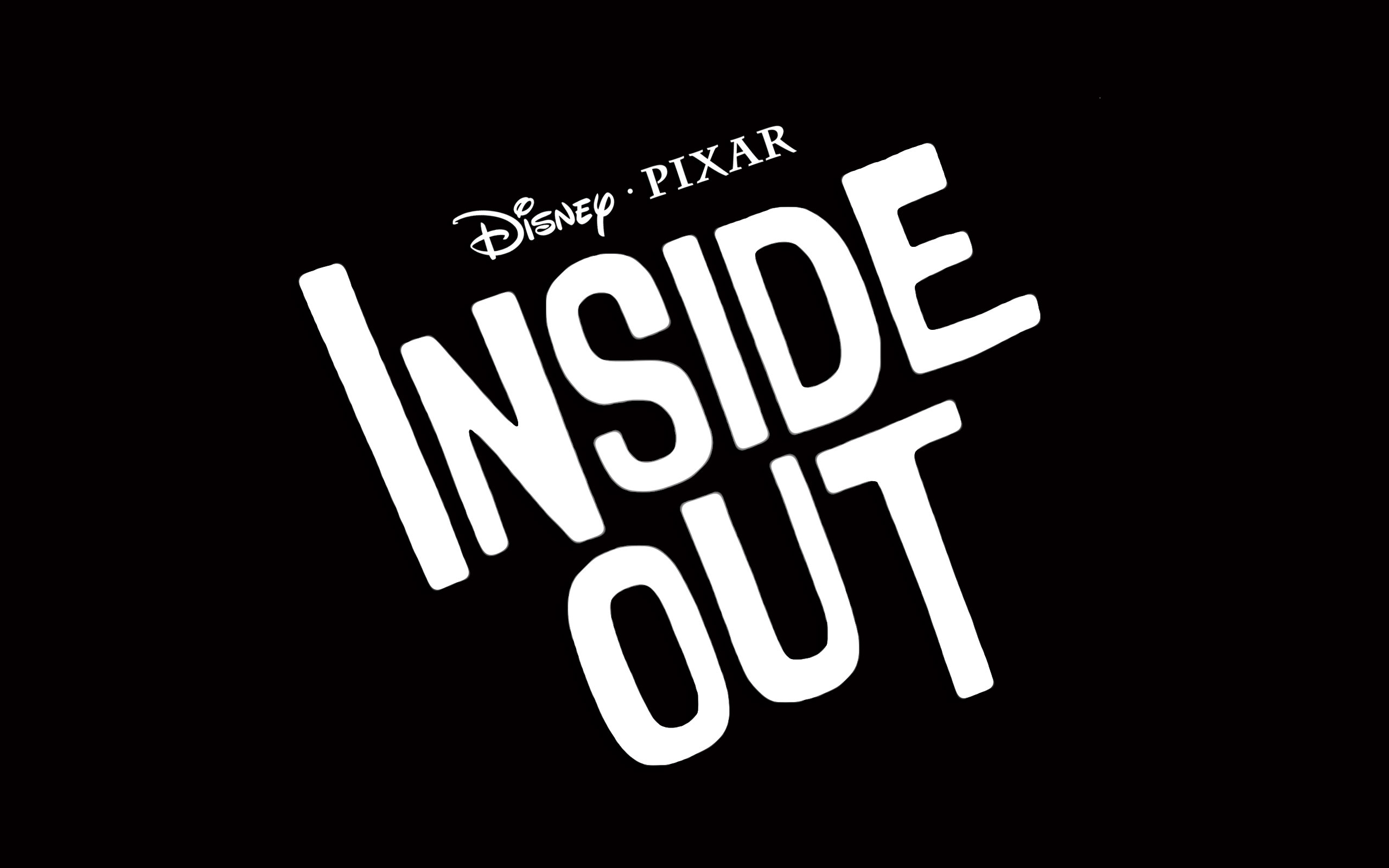 Disney Pixar Inside Out Logo   2560x1600   WHQD 1610 2560x1600