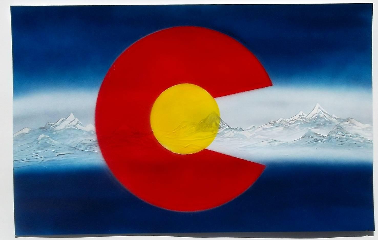Colorado Flag Wallpaper - WallpaperSafari