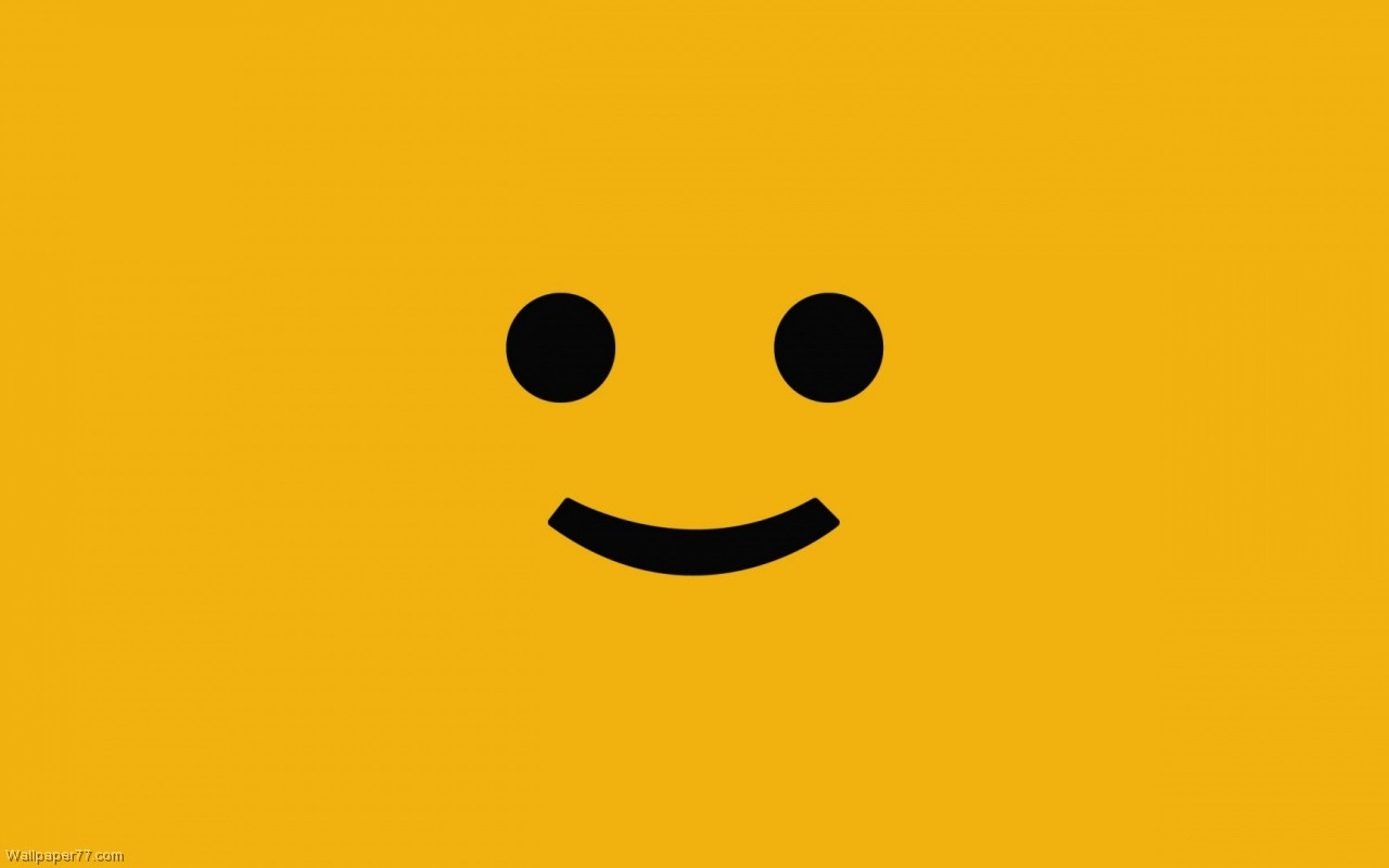 smiley face background cute fun wallpapers funny wallpapers 1280x800 1280x800