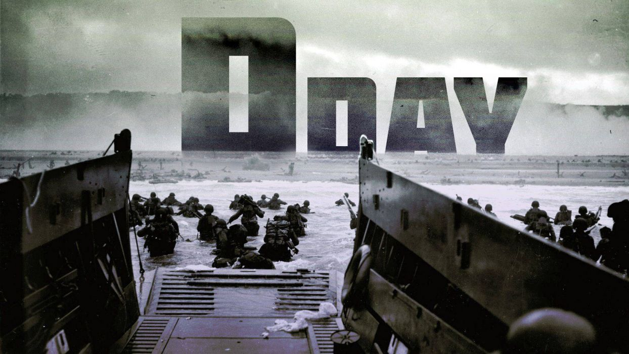 WWII D Day Soldiers military battle wallpaper 1920x1080 197373 1244x700