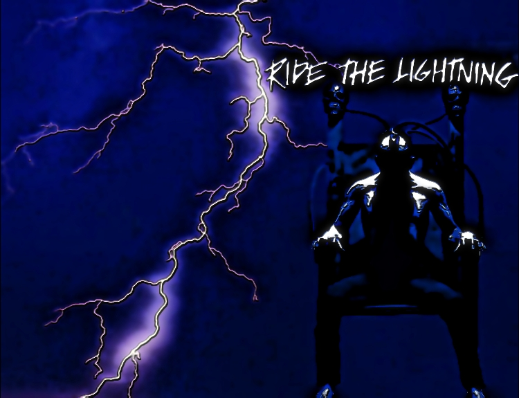 Metallica Ride The Lightning Wallpaper Ride the lightning by animus 750x575