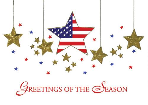 flag chistmas greeting patriotic christmas cards patriotic christmas 500x357