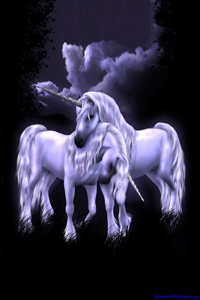 Unicorn Iphone Wallpaper Wallpapersafari
