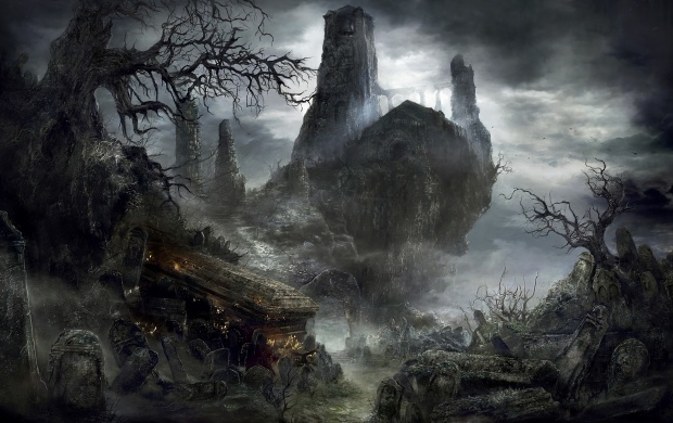 Darks Souls 3 Game 4k Fantasty click to view 620x390