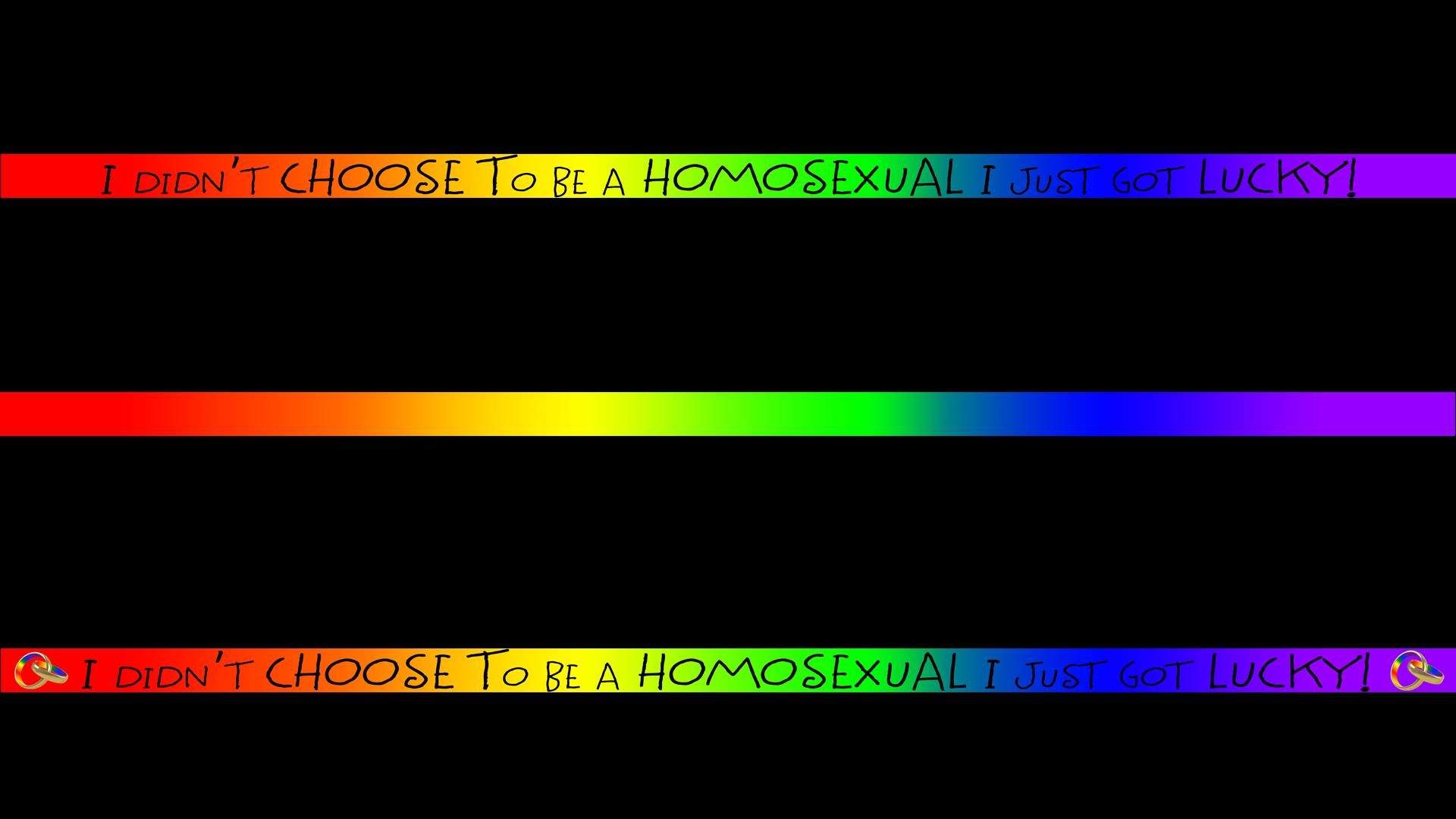 Gay Pride Rainbow by oxygenhazard 1920x1080