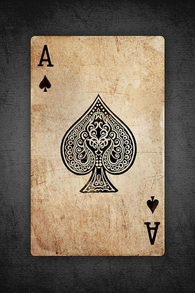 Free Download Cool Iphone Wallpapers Ace Of Spades Card 640x960 For Your Desktop Mobile Tablet Explore 93 Spades Wallpapers Spades Wallpapers Ace Of Spades Wallpaper Ace Of Spades Wallpaper Hd