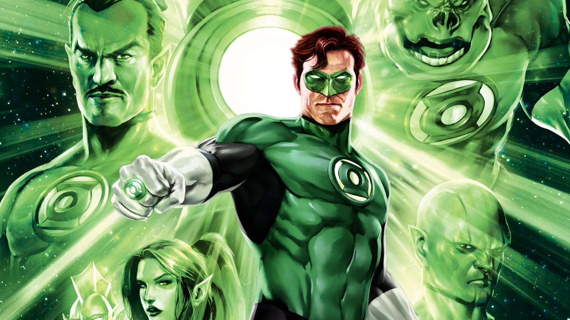 Green Lantern emerald knights HD Wallpaper Background Image 1920x1080