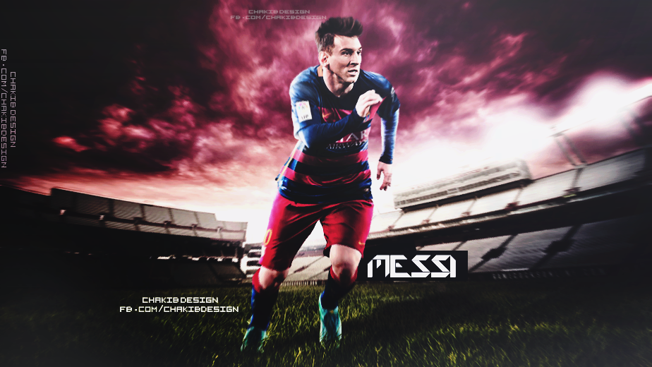Leo messi wallpaper 2016. by chakib-design on DeviantArt