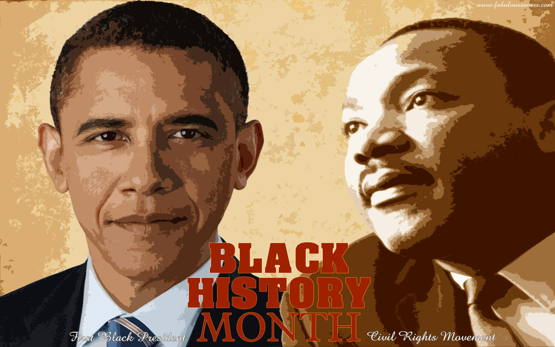Black History Month computer desktop wallpapers pictures 1920x1200