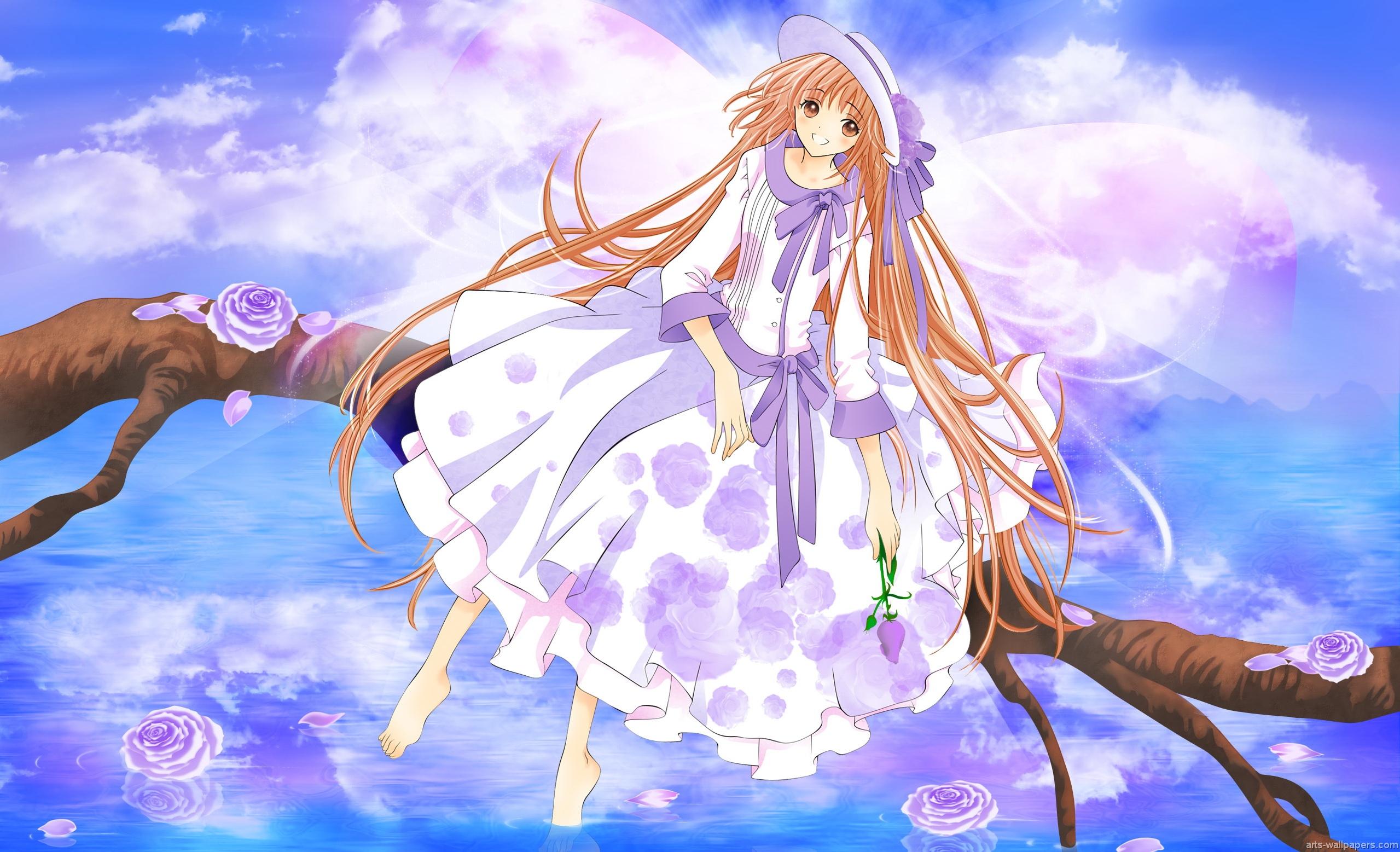 49+ Japanese Anime Wallpapers on WallpaperSafari
