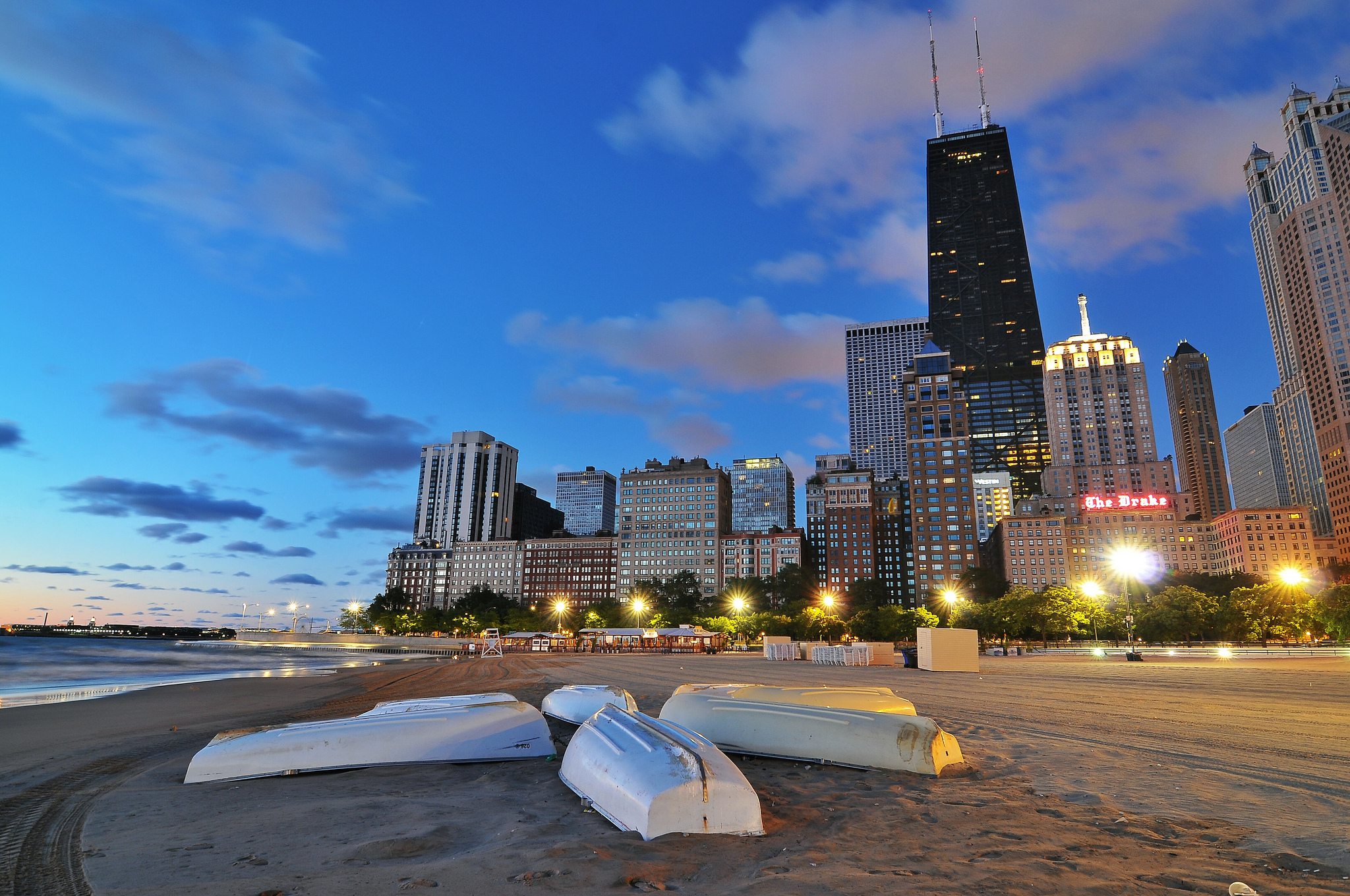 Illinois Chicago HD Desktop Wallpaper 2048x1360