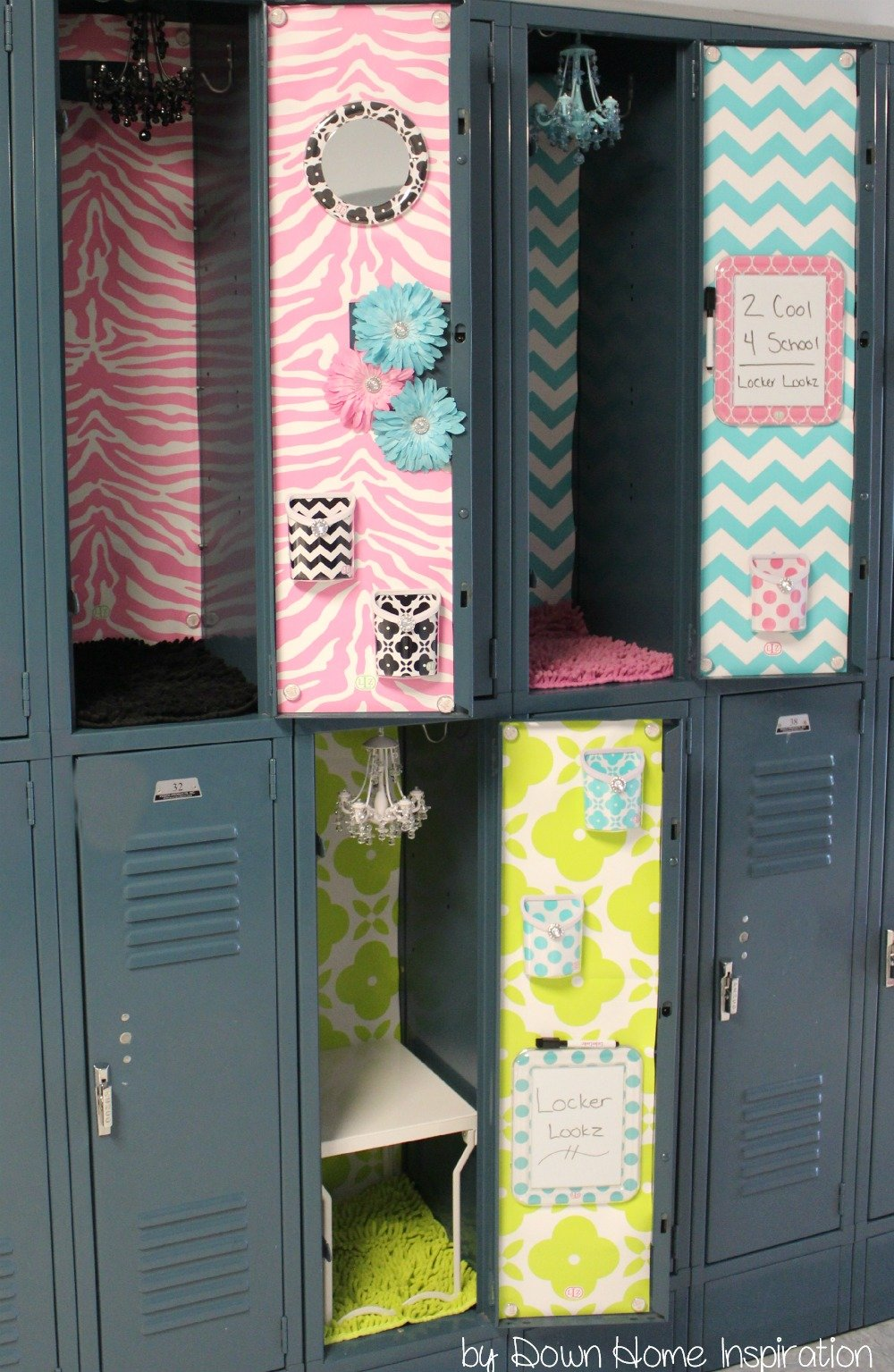 Be 2 Cool 4 School with LLZ by Locker Lookz   Down Home Inspiration 1000x1535