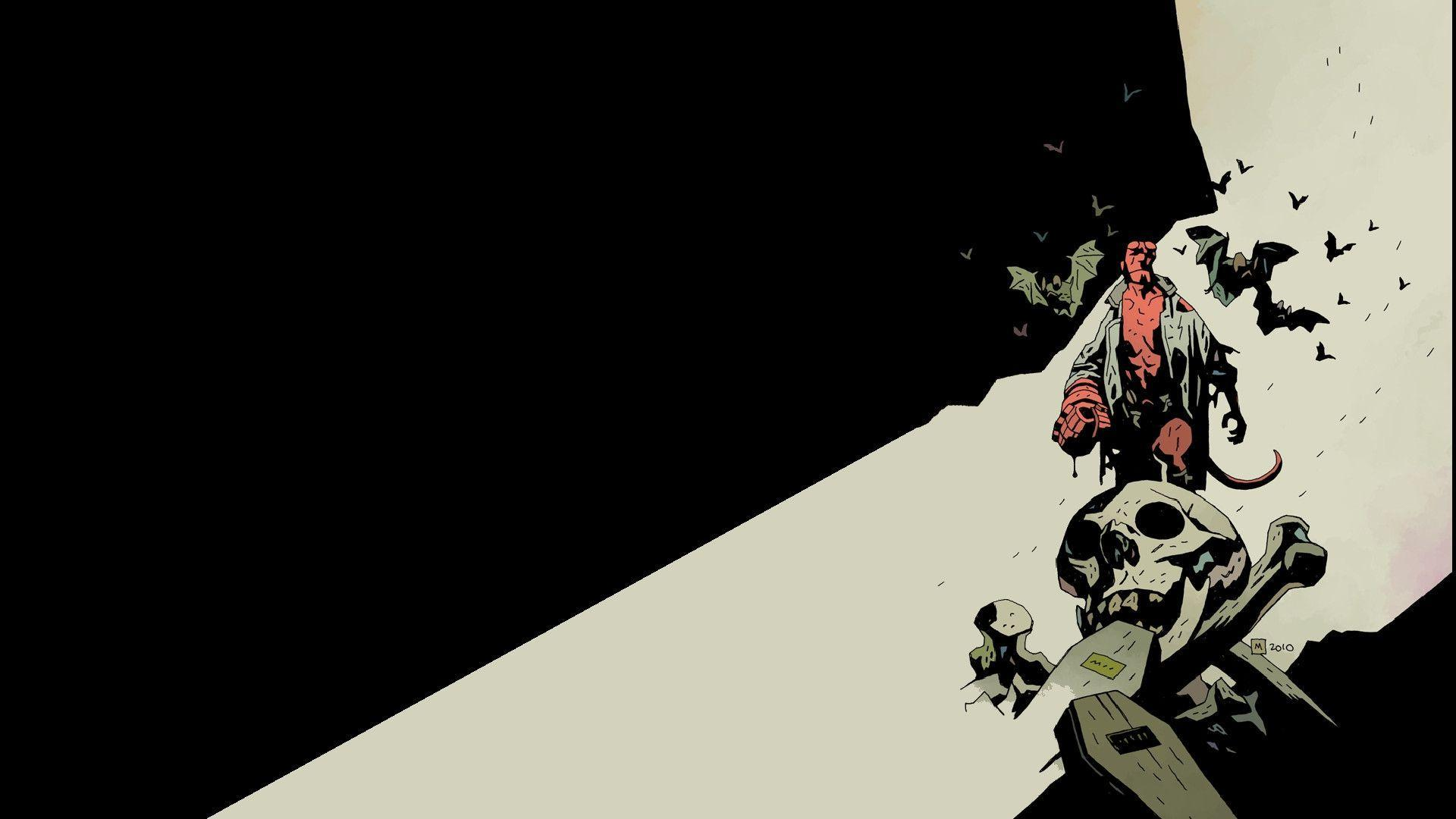 Hellboy Wallpapers 1920x1080