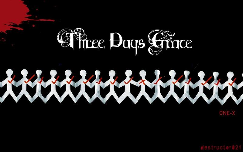 rock music three days grace canadian music bands band remake adam 800x500