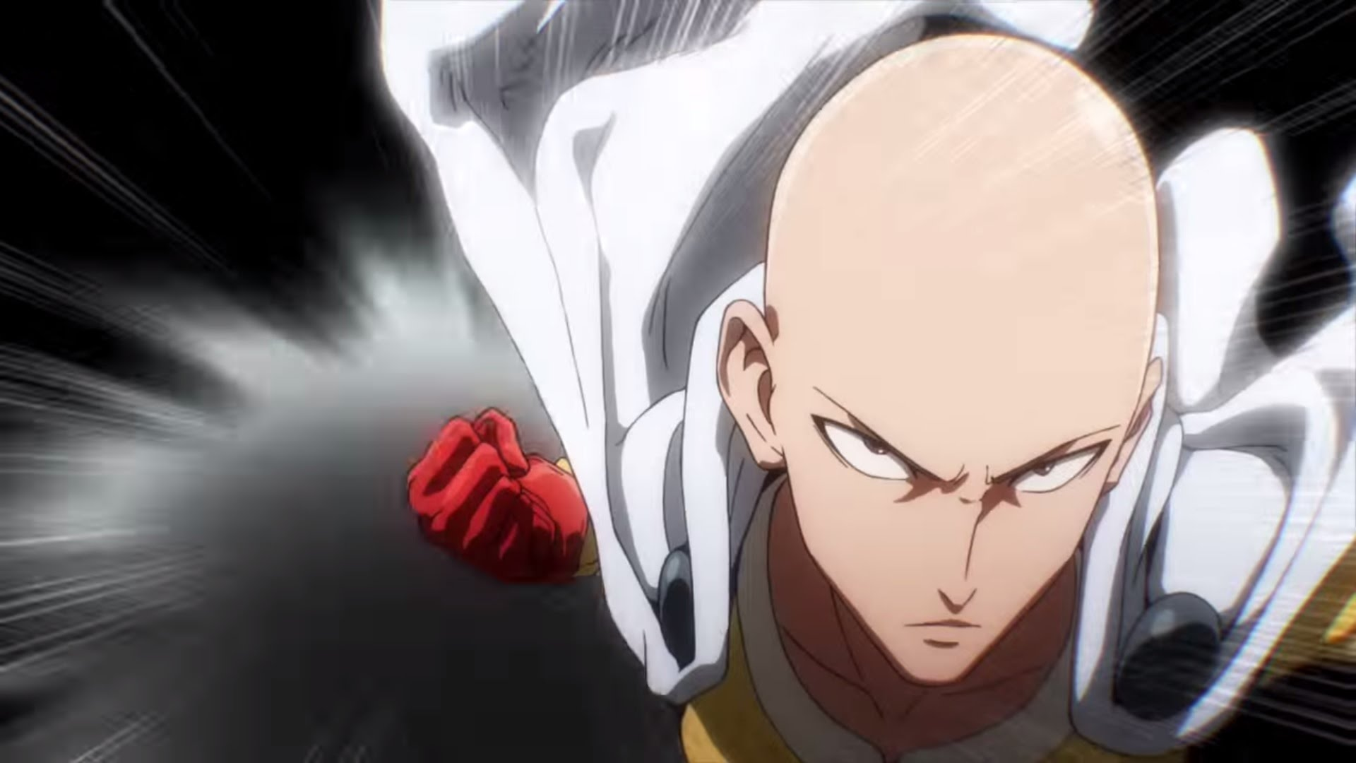 Hd wallpaper one punch man - One Punch Man Ready For Punch Wallpaper Hd