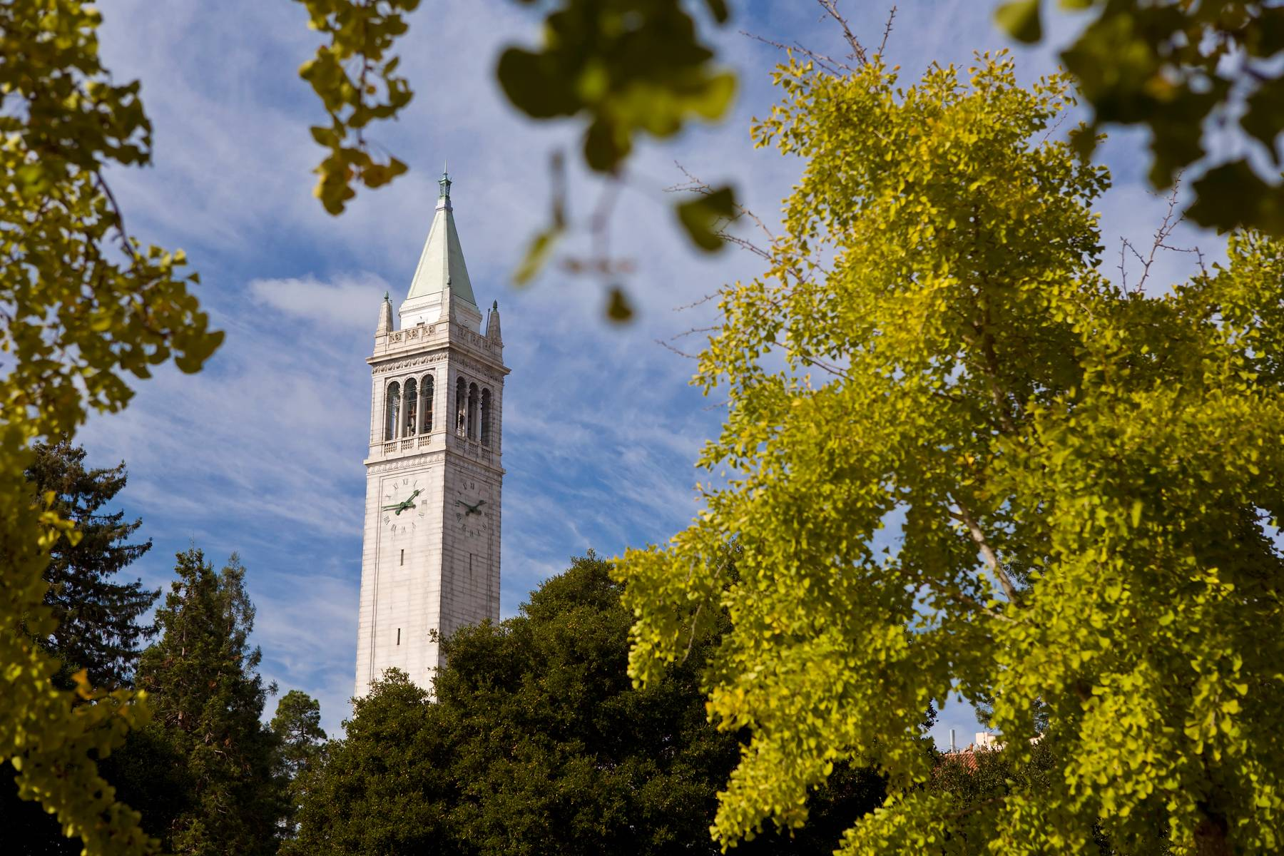 UC Berkeley Wallpapers 1800x1200