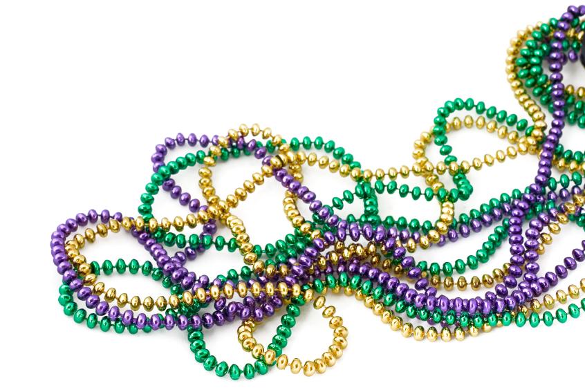 Mardi Gras Colors [Slideshow] 846x567