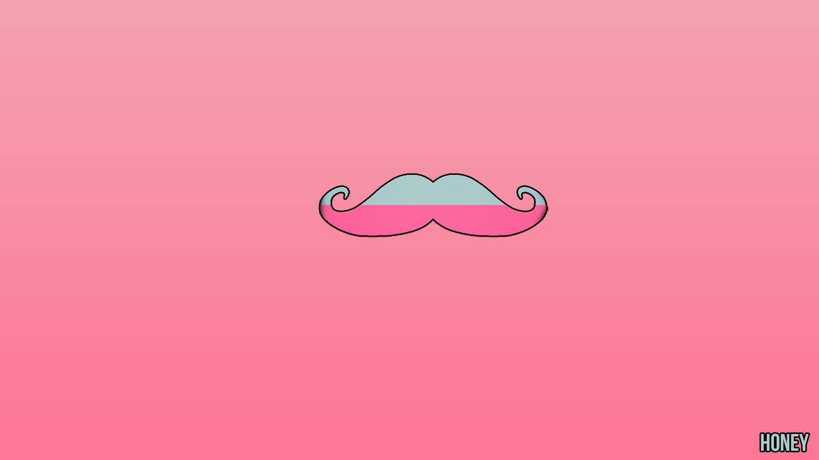 Mustache Wallpaper For Desktop WallpaperSafari