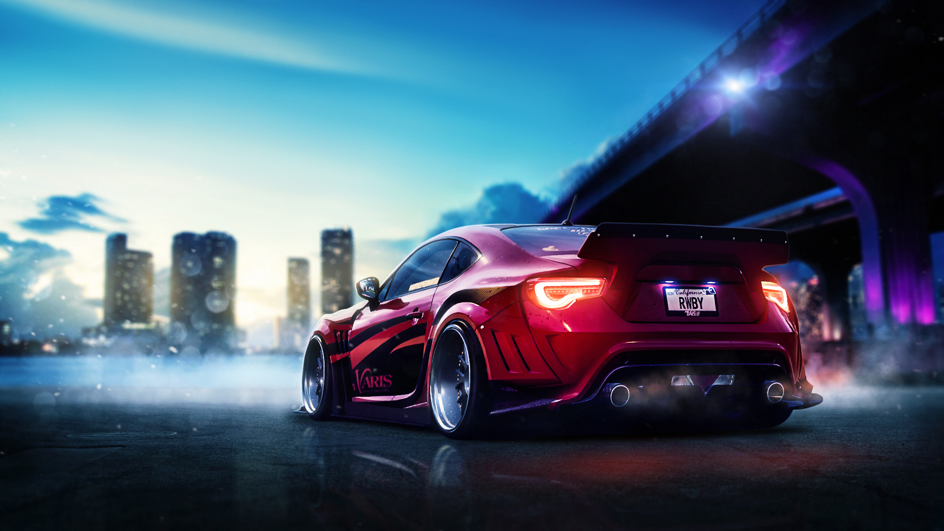 Toyota GT86 Wallpaper HD Car Wallpapers 1920x1080