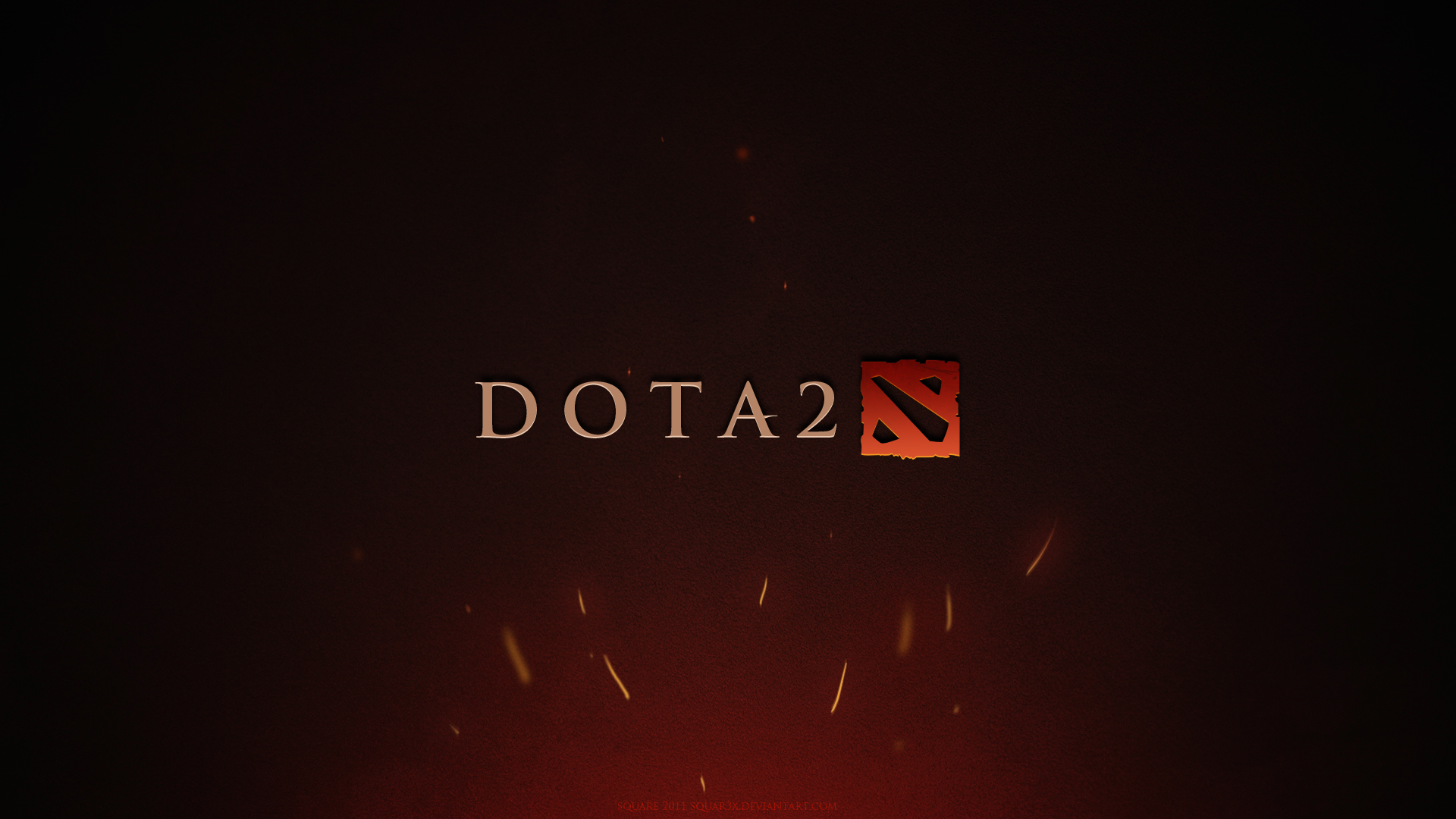 Steam Valve DotA 2 Logo   Dota 2 Wallpaper 1920x1080