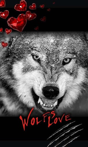 Live Wallpaper is a New animated application in theme Wolfwolves 307x512