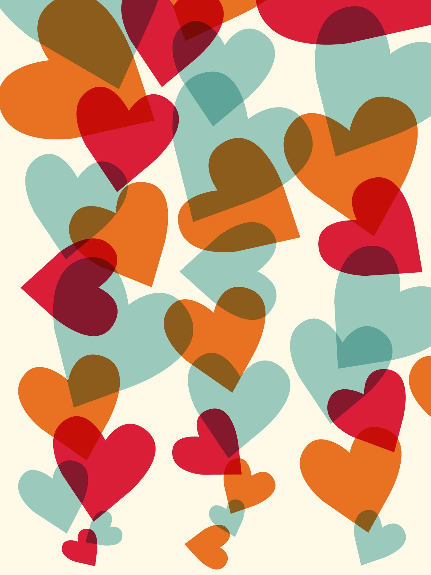 February Desktop Picture Wallpaper   Sarah Hearts 1408x1877