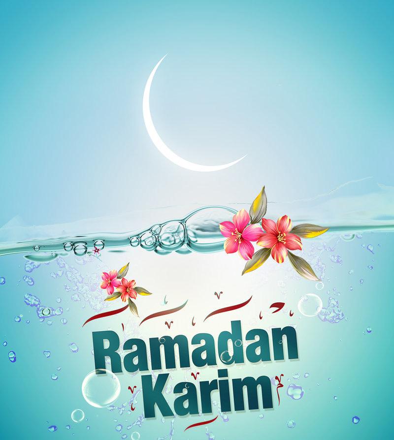 Beautiful Ramadan Kareem Greeting Cards Wallpapers Images 2019 For 800x894