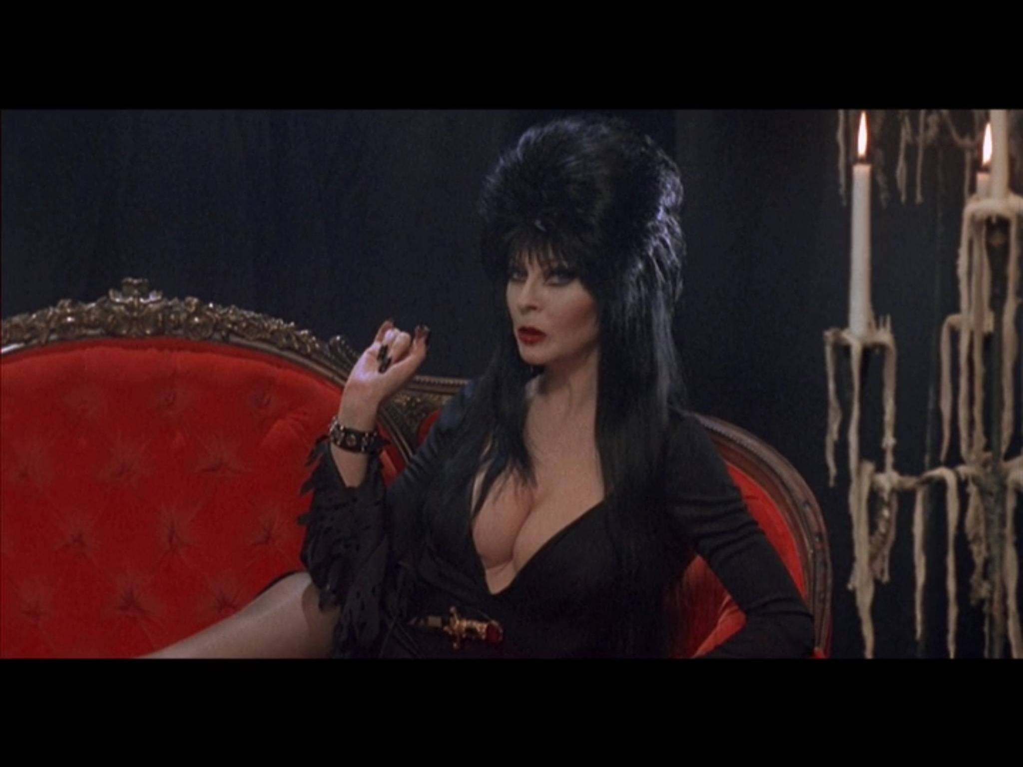 Elvira Mistress Of The Dark Wallpaper 2048x1536